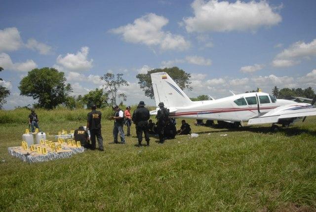 Mali avion koji se srušio prenosio 500kg droge
