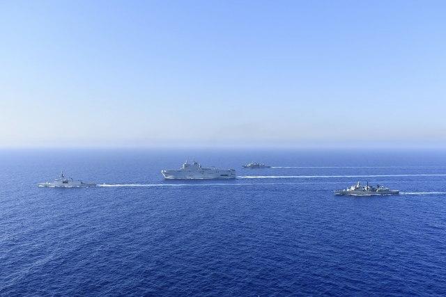 Foto: Tanjug/Greek National Defence via AP