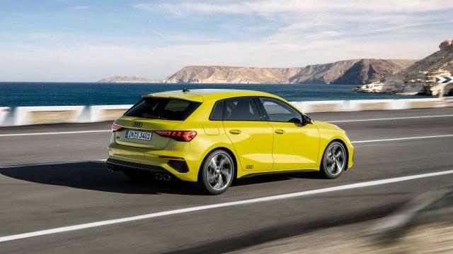 Audi S3 Sportback (Foto: Audi promo)