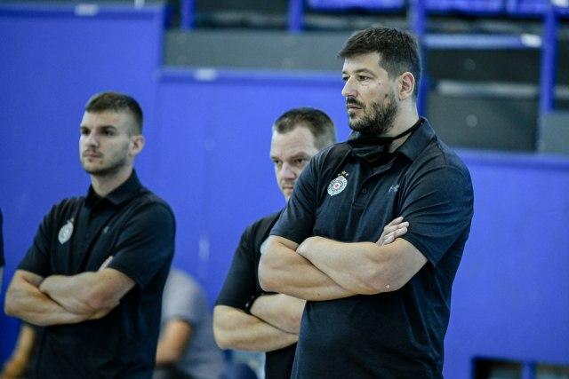 Foto: KK Partizan/Dragana Stjepanović