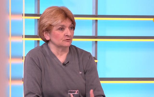 Dr Danica Grujičić poručila: Svi ćemo se, pre ili kasnije, zaraziti - B92
