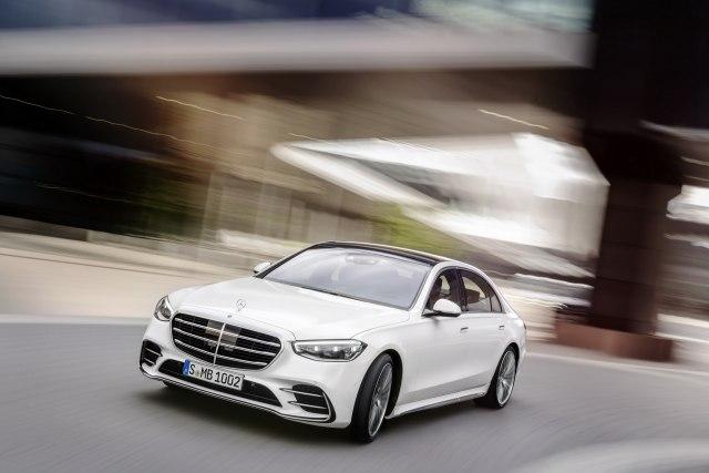 Mercedes S klasa Foto: Mercedes promo