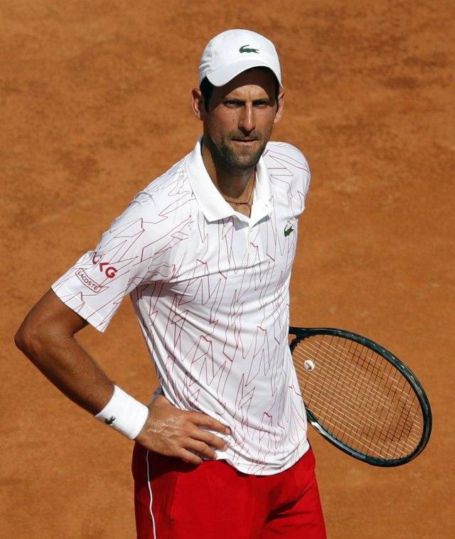 Novak: Nedostaje mi publika