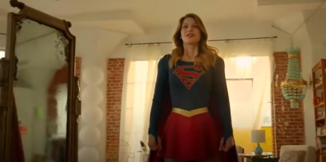 Supergirl u seriji