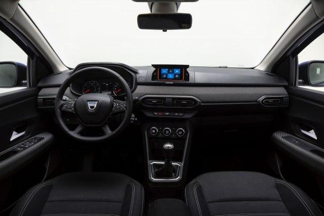 Novi Dacia modeli Foto: Dacia promo