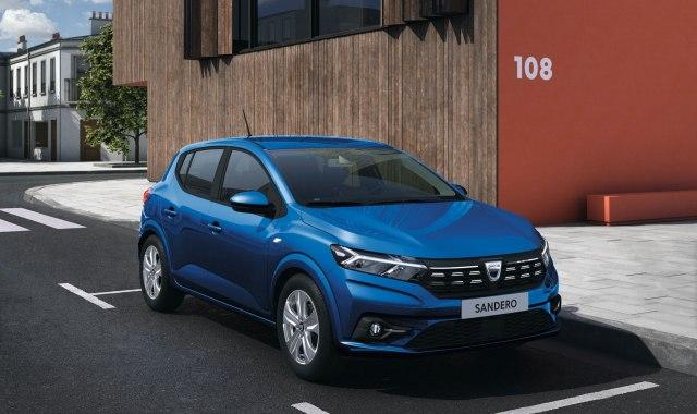 Novi Dacia modeli Sandero (Foto: Dacia promo)