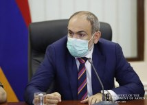 EPA/ARMENIAN GOVERNMENT PRESS OFFICE