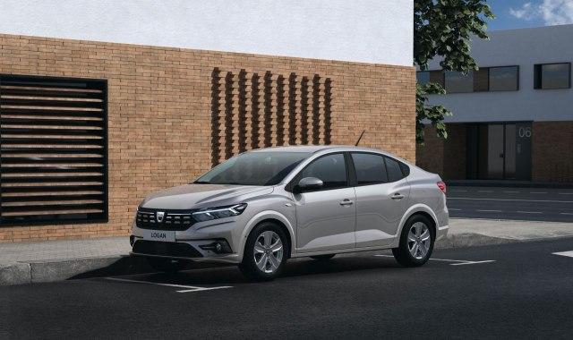 Novi Dacia modeli Novi Logan (Foto: Dacia promo)