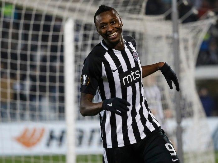 Umar Sadik Se Oprostio Od Saigraca Partizan Dobro Zaradio B92