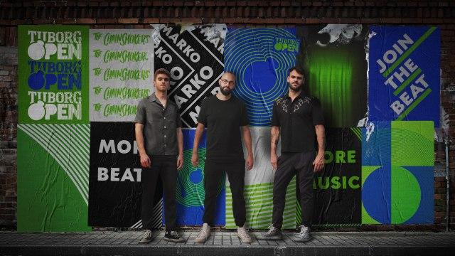 Otvori um - fantastičan spoj nespojivog: Nova pesma Marka Louisa u ritmu hita grupe The Chainsmokers
