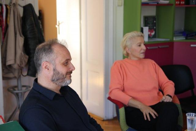 Mirjana Karanović i Miki Manojlović u Umetničkom savetu FCS