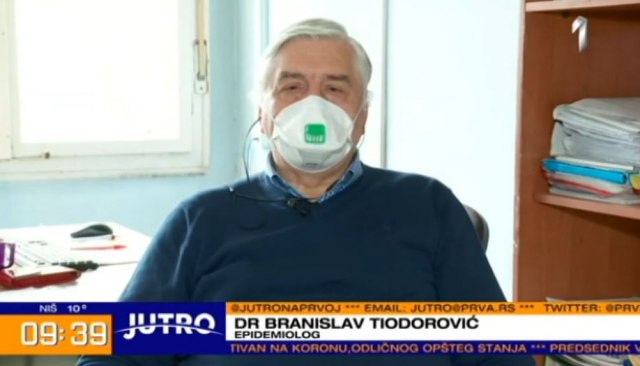Screenshot TV Prva