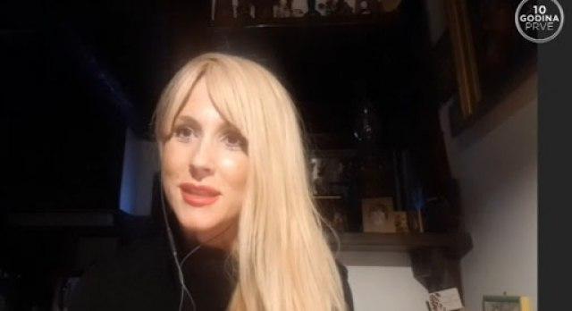 """Iva Štrljić o svom profesoru: """"Da nije bilo Bekjareva ja danas ne bih bila ovakva glumica"""""""