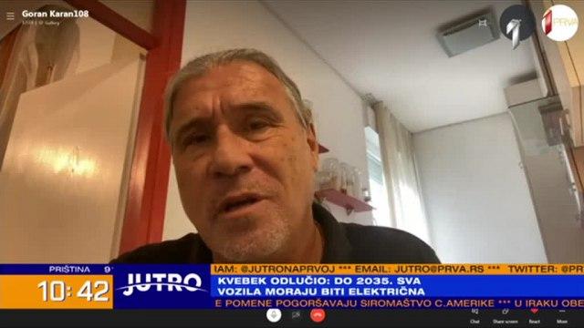 Goran Karan je posvetio pesmu devojci koja je poginula u zemljotresu u Zagrebu VIDEO