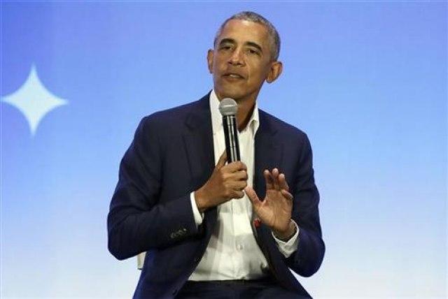 Rekordna prodaja memoara Baraka Obame