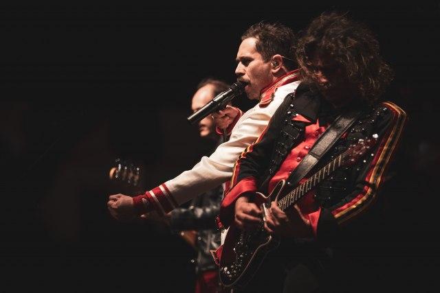 Queen Tribute i asistent Fredija Merkjurija 14. decembra u Beogradu