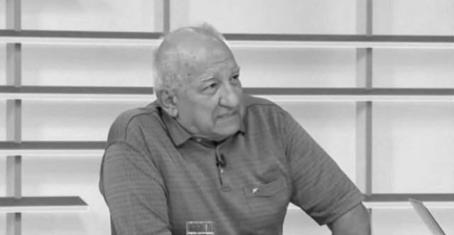 Sahranjen glumac Ivan Bekjarev