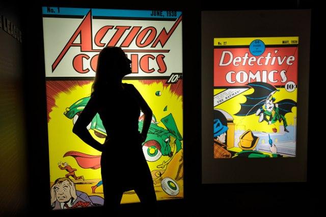 Prodat prvi strip u kom se pojavio Betmen, cena vrtoglava