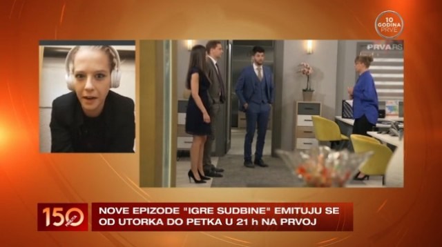 """Kika Jovanović: """"Muzika mi dolazi prirodnije, a za glumu moram više da se pripremam"""" VIDEO"""