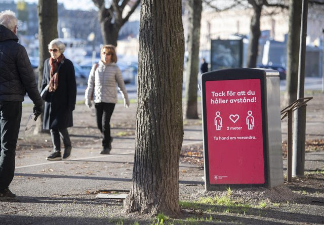 EPA-EFE/ Fredrik Sandberg