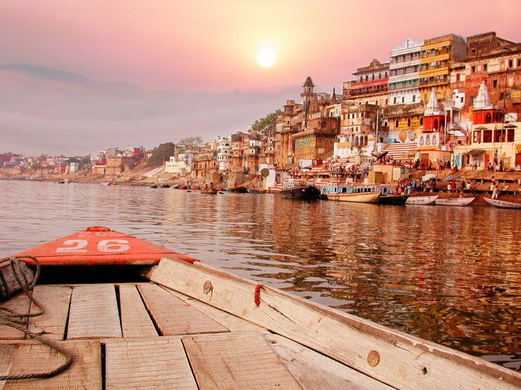Plovidba Gangom, Indija. Foto: Depositphotos/vanbraun