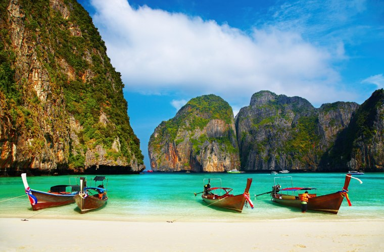 Plaža na Tajlandu. Foto: depositphotos/muha04