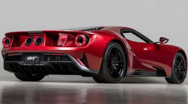 Photo: Ford GT
