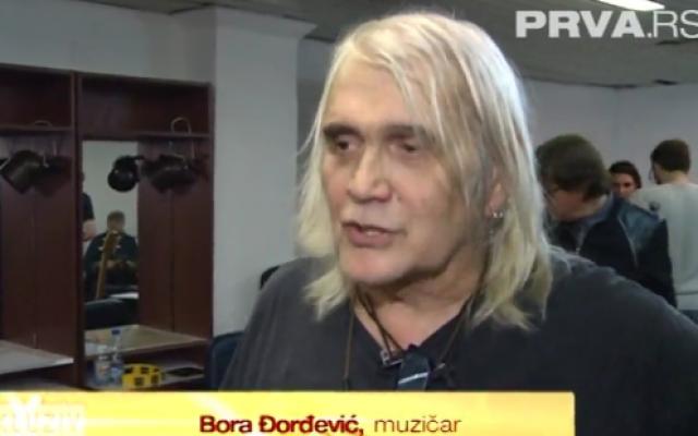"""""""Dogovorili smo se da umremo na bini, a on požurio"""": Bora i drugi muzičari se opraštaju od Aleksića"""