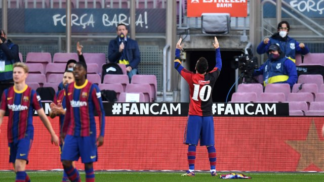 Messi Fined 600 Euros For Maradona S Jersey En24 World
