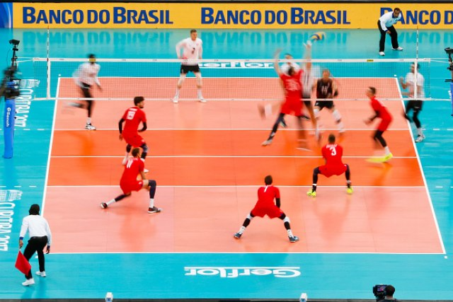 Photo by Alexandre Schneider/Getty Images for FIVB