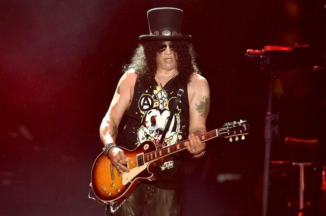 Sleš najavljuje novi album Guns N' Roses za sledeću godinu