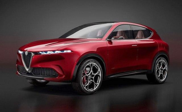 Koncept Tonale (Foto: Alfa Romeo promo)