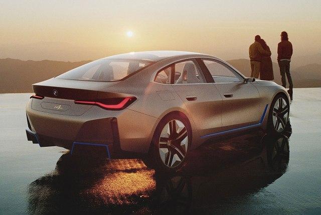 BMW i4 Concept (Foto: BMW promo)