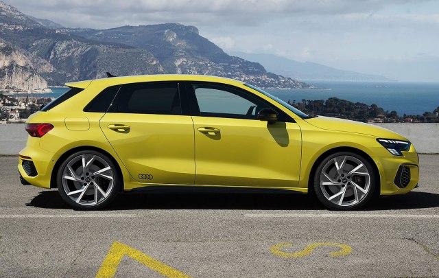 Ilustracija - Audi S3 (Foto: Audi)