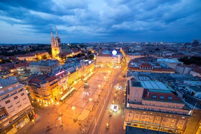 Zagreb; Foto: Depositphotos, kanuman