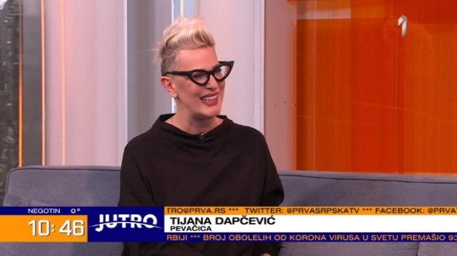 """Tijana Dapčević: """"Svi muzičari pate zbog nedostatka razmene energije sa publikom"""" VIDEO"""