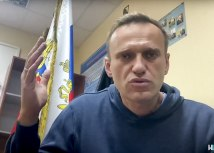 Tanjug/Navalny Life youtube channel via AP