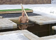 Foto: Tanjug/ Mikhail Klimentyev, Sputnik, Kremlin Pool Photo via AP