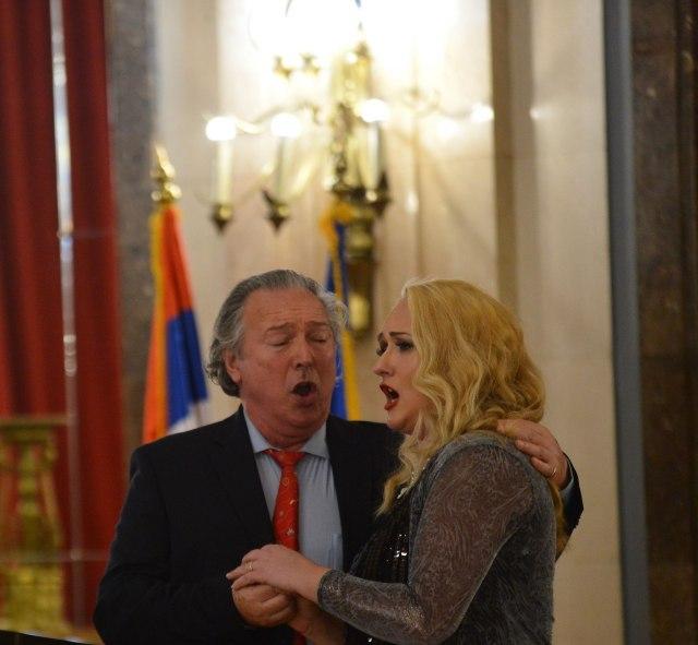 """Boris Martinović, operski pevač: """"Umetnost i kultura su neophodni za čovečanstvo"""""""