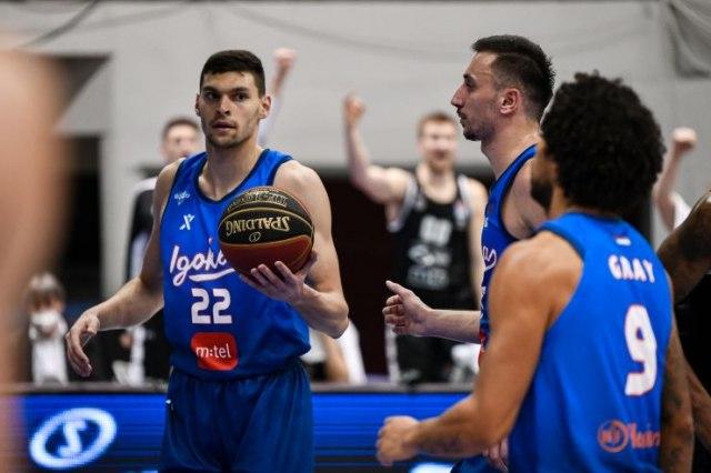 Foto: ABA/KK Partizan NIS/Dragana Stjepanovic