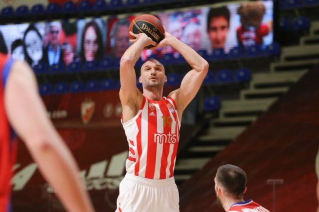 Foto: ABA/KK Crvena zvezda