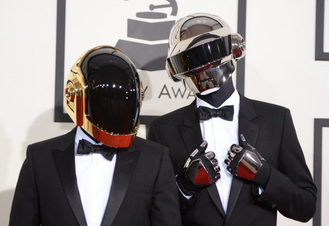Raspao se Daft Punk VIDEO