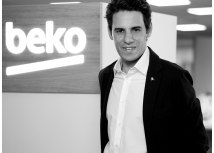 Burak Kiroglu, general manager of Beko Balkans