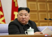 Foto: EPA-EFE/KCNA EDITORIAL USE ONLY