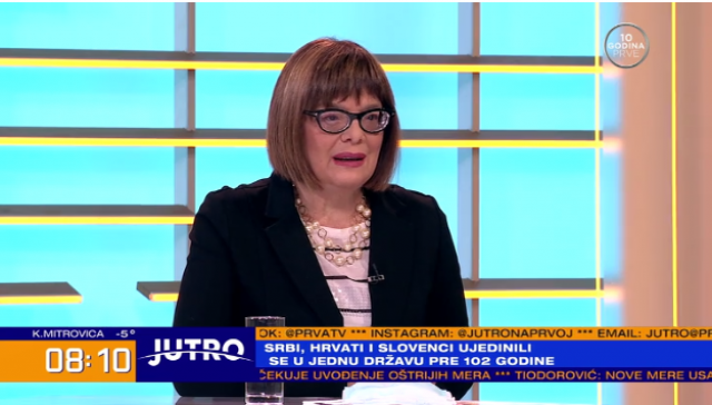 """Gojković o Borisu Komneniću: """"Ogroman gubitak za kulturu u celini"""""""