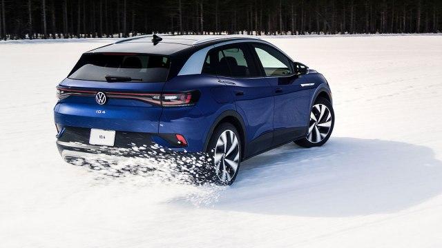 Volkswagen ID.4 (Foto: VW promo)
