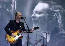 Tom Jork iz benda Radiohead. Foto: Profimedia/FILE PHOTO