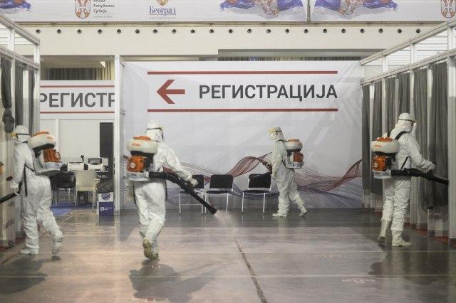 UŽIVO Tržni centri u Srbiji od danas ponovo rade