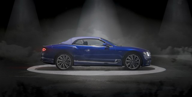 Foto: Bentley promo