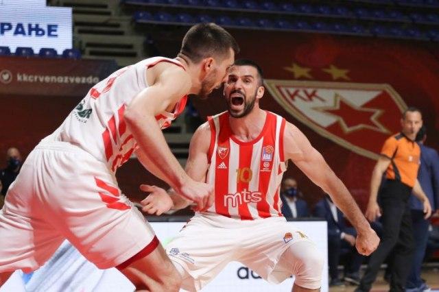 foto: ABA/ KK Crvena zvezda